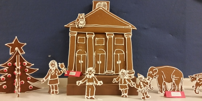 gingerbread-church