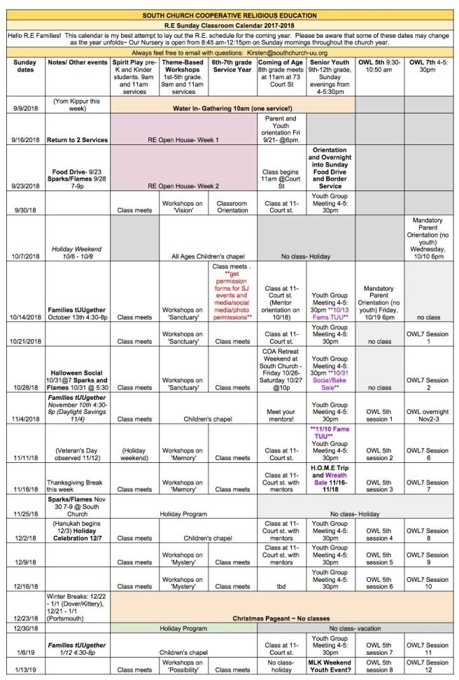 Year Long Calendar '18-'19pg 1